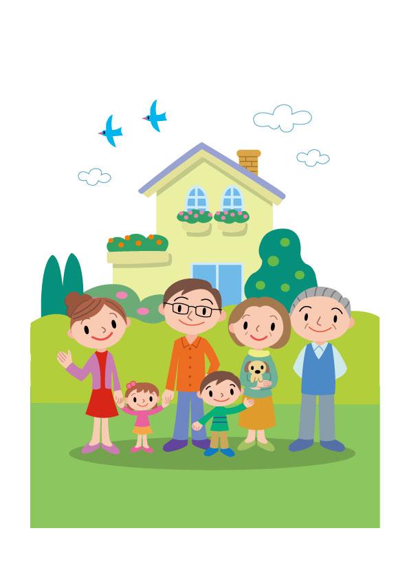 賃貸で同じマンションで住むよりも二世帯住宅に住むメリット