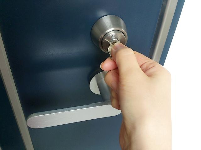 住みたい部屋に合鍵を持った前の入居者がいたずらするのでは?